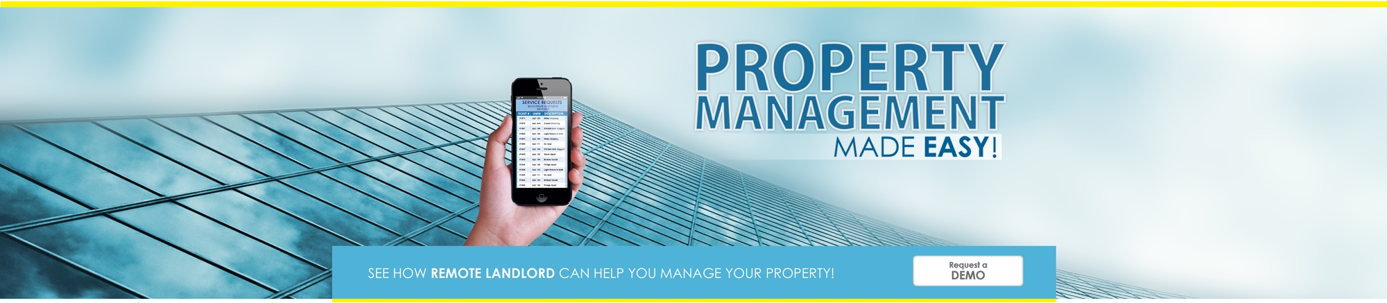 Property Management made easy with Remote Landlord Property Management Software.
